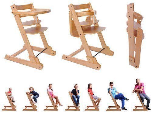 Las mejores tronas para beb rese as modelos y precios - Tronas de mesa para bebes ...