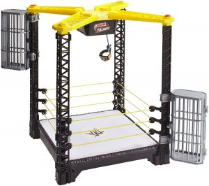 WWE - Gran ring de campeonato (Mattel FFH41)