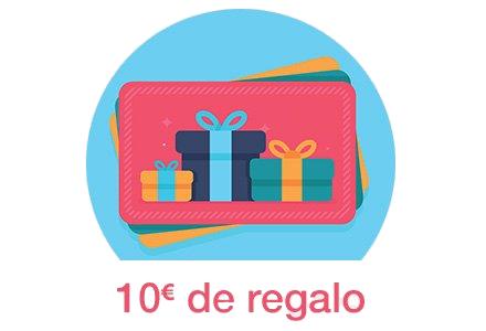 10 Euros de Regalo por la Compra de Material Escolar