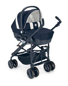 Revisión Cochecito de bebe 3 en 1: Cam 784015 Combi Tris