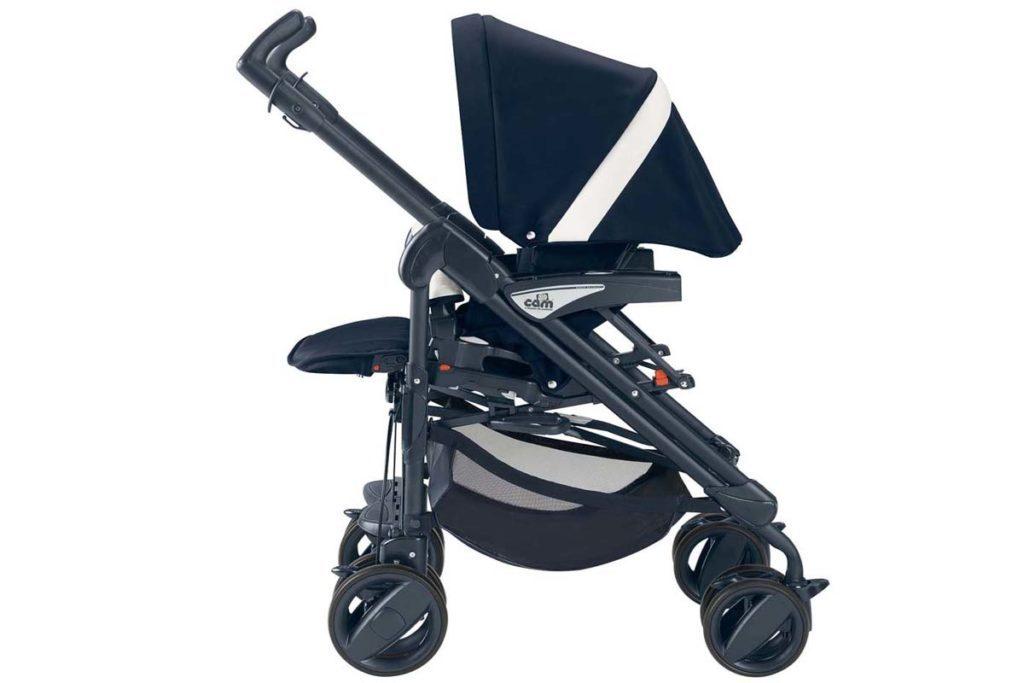 silla paseo de Bebe Trio Cam 784015 Combi Tris