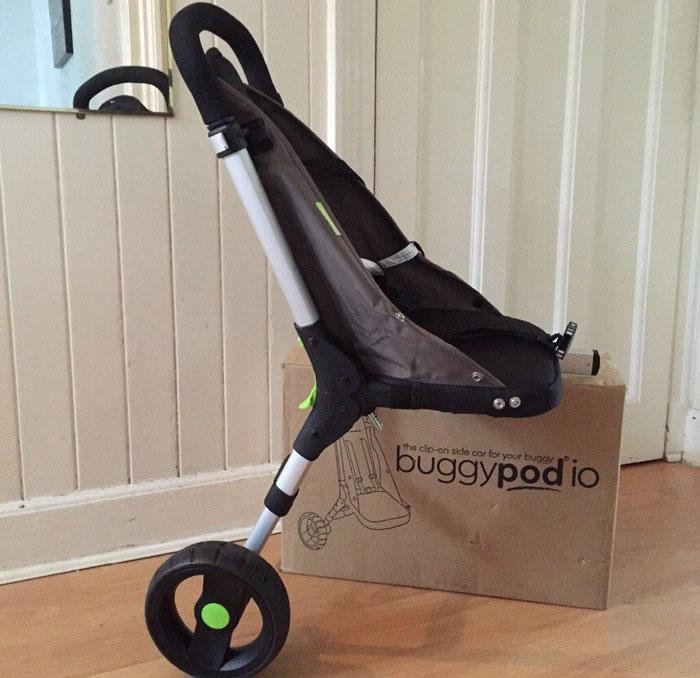 Sidecar para silla de paseo