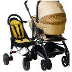 Sidecar para cochecito de bebé Buggypod: opiniones, opiniones y precios de los mejores modelos