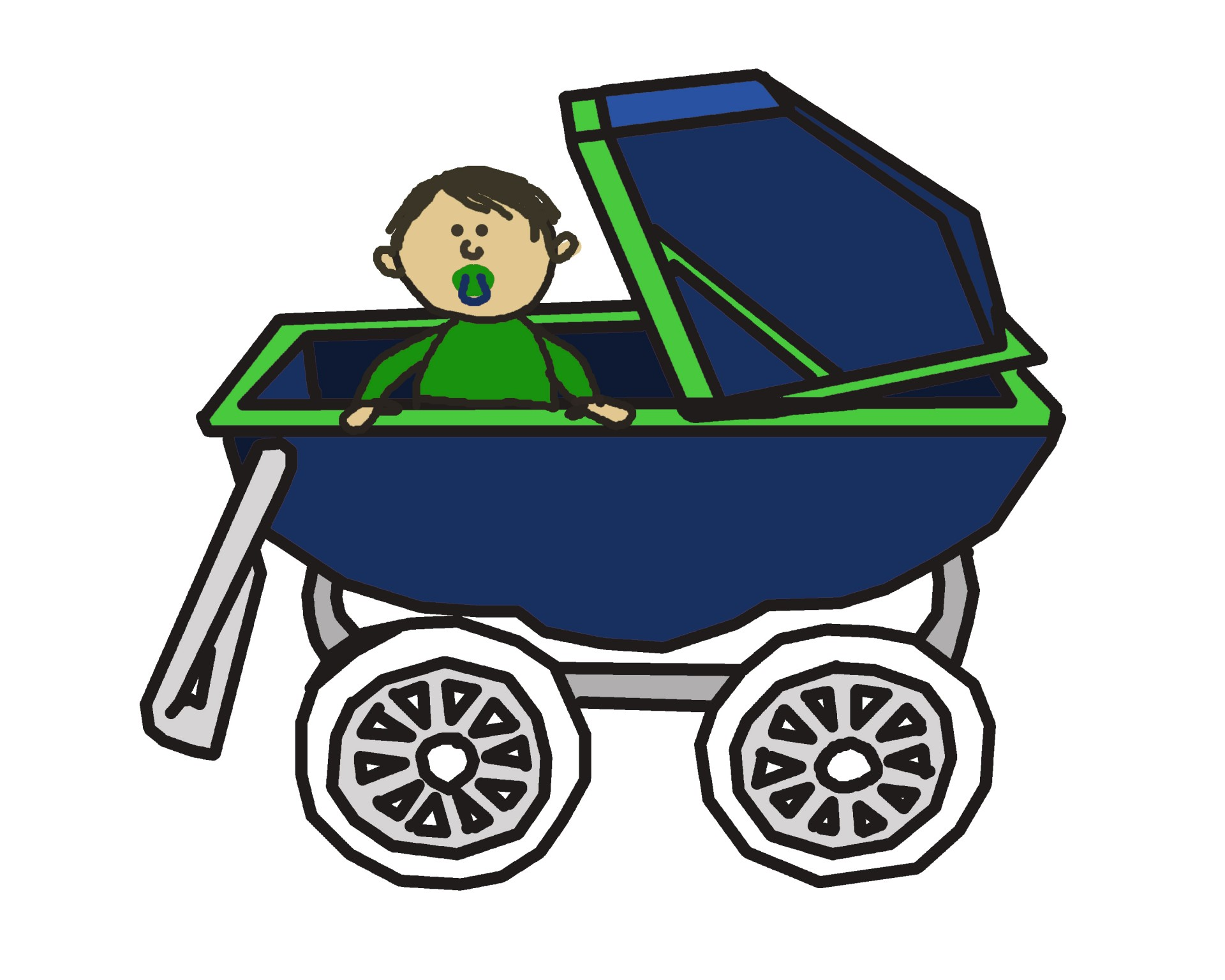 Cochecito de bebé Chicco - Porque elegir un cochecito Chicco