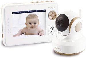 Availand Follow Baby - Vigilabebés con seguimiento automático del bebé