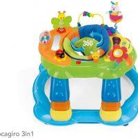 Andador para bebé Brevi 551