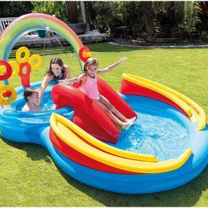Piscina para niños -> Intex 57453NP – La mejor de todas