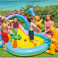 Piscina para niños Intex 57135NP – Ultra ligera y segura