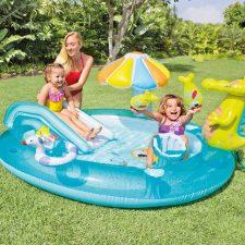 Revisimo la piscina para niños Intex 57129NP: la mejor relación calidad-precio