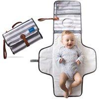 Bolso cambiador para bebés y cambiador de viaje: ¿cuál comprar?