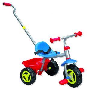 Triciclo de empuje con asa: ¿para quién es adecuado?  Información útil - triciclomigliore.it