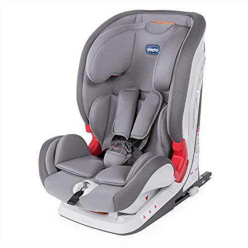 Revisión Completa – Silla de auto reclinable Chicco YOUniverse 9-36 kg, Grupo 1/2/3 para niños de 1 a 12 años, fácil de instalar…