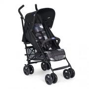 Chicco London – Silla de paseo, 7.2 kg, compacta y manejable, color negro