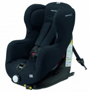 Bébé Confort Iseos IsoFix – Silla de coche grupo 1, desde 9 hasta 18 kg, instalación IsoFix, color negro