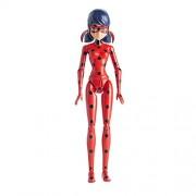 Prodigiosa: Las aventuras de Ladybug – Figura articulada Ladybug (Bandai 39721)