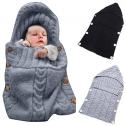 OENBOPO – Manta envolvente para bebé recién nacido – Manta de arrullo para bebé – Saco de dormir para bebé de 0-12meses