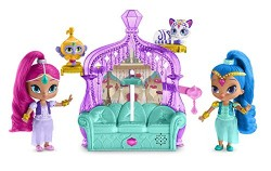Shimmer and Shine – Trono sorpresas mágicas (Mattel FFN39)