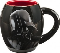 Star Wars 99561 – Darth Vader – Taza oval de cerámica en paquete regalo 11 cm (500 ml)