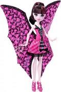 Monster High – Draculaura monstruita-murciélago (Mattel DNX65)