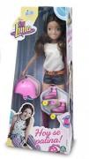 Soy Luna – Fashion doll con rollers y casco (Giochi Preziosi YLU30000)