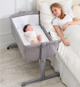 Minicuna Colecho, regulable en 6 aturas y reclinable – Star Ibaby