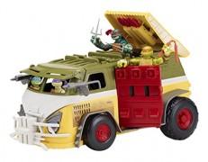 Tortugas Ninja – Vehículo Turtle Van con figura (Giochi Preziosi 94425)
