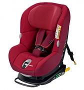 Bébé Confort Milofix – Silla de coche, grupo 0+/1, de 0-18 kg, color robin red