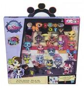 Paquete de colector de muñecas de fiesta de Littlest Pet Shop.